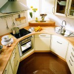 Правильная планировка маленьких кухонь – залог удобства их использования