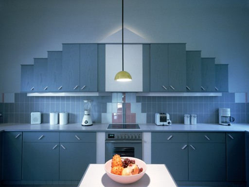 Правила выбора отделочных материалов и техники для оформления стен кухни