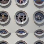 Предметы в стиле соц-арт в интерьере