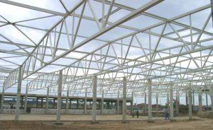 Преимущества использования металлоконструкций в строительстве