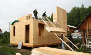 Причины популярности домов из СИП-панелей