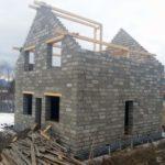 Применение арболита для строительства дома