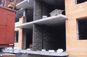 Применение керамзитобетона в строительстве