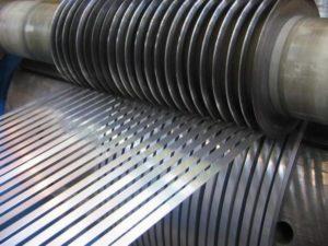 Применение стальной ленты для перевозки грузов