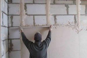 Процесс ремонта и отделки домов из пеноблоков