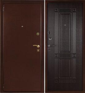 Противопожарные металлические двери – надёжная защита от воздействия пламени