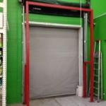 Противопожарные шторы: о применении и монтаже