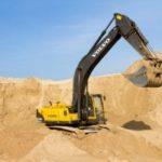 Разновидности карьерного песка для строительных работ