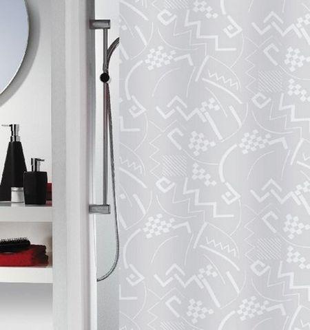 Шторы для ванной и душа Spirella: фото варианты