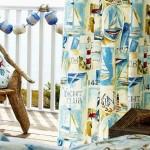 Шторы в морском стиле: летний декор с запахом моря и солнца