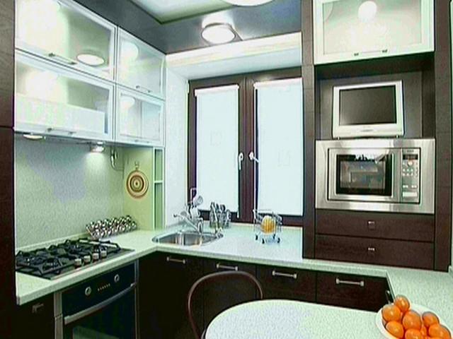 Создаем дизайн кухни 6 кв. м в хрущевке: как получить максимум от небольшой площади