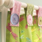 Способы и варианты красивой драпировки штор