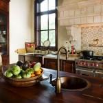 Средиземноморский стиль в интерьере кухни: основные правила