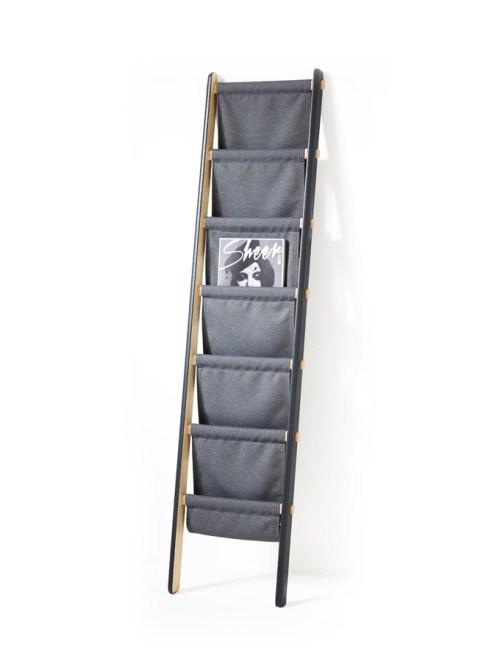 Стеллаж Plisado, минималистский дизайн, созданный шведской дизайнерской фирмой