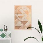 Стильные дизайнерские аксессуары и предметы интерьера для украшения дома, и квартиры
