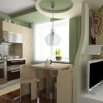 Стоит ли делать совмещение кухни с гостиной в хрущевке: рассмотрим плюсы и минусы решения