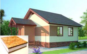 Стоит ли строить дом из сэндвич-панелей.