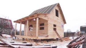 Строим дом: выбираем пиломатериалы