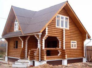 Строим дома из бруса. Какой выбрать?