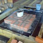 Строим печь из кирпича самостоятельно