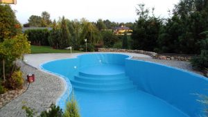 Строительство бассейна : с чего начать