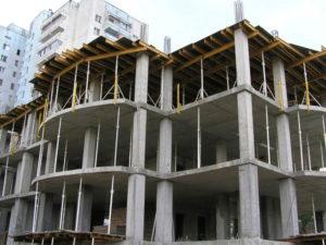 Строительство дома по монолитной методике