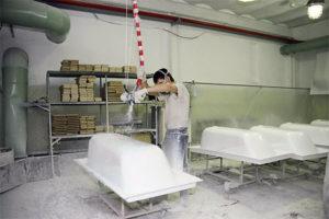 Технология производства акриловой ванны