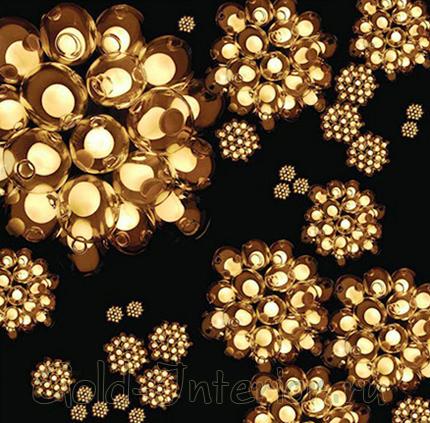 «Точечный галогенный светильник: блистают все!»