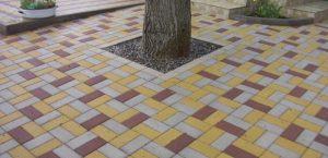 Тротуарная плитка – идеальная альтернатива асфальту