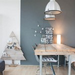 Украшаем столовую к Новому году: 21 дизайнерская идея