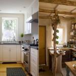Уютный интерьер маленькой кухни: интересные идеи