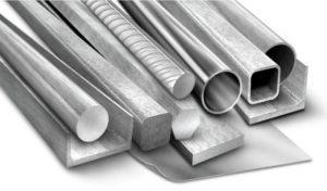 Виды металлического проката из нержавеющей стали