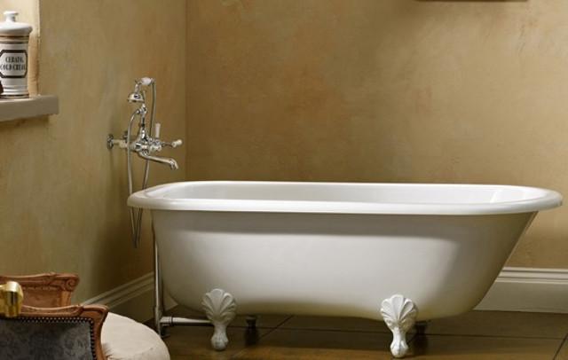 Винтажный смеситель для ванной Staffordshire 15 от Victoria & Albert
