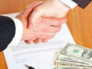 Внесение и получение авансовых средств при покупке недвижимости