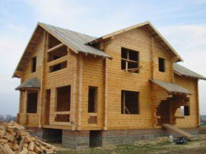 Возведение домов