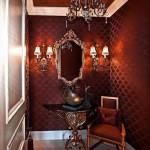 Выбираем обои для небольшой ванной комнаты: 20 лучших дизайнерских идей!