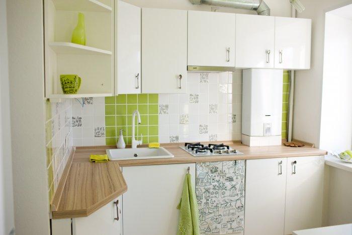 Выбираем планировку кухни в хрущевке: полный экскурс по вариантам