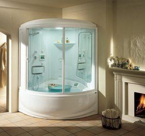 Выбор ванной и душевой кабины для дома