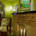 «Зелёный цвет и его оттенки в интерьере квартиры»
