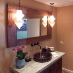 Зеркала для ванной комнаты