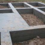 Свайный фундамент для загородного дома