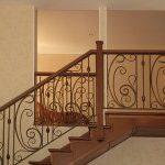 Кованые лестницы от частных дизайнеров