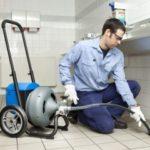Особенности чистки канализационных труб.