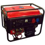 Бензиновые электрогенераторы: особенности выбора.