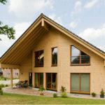 Основные типы деревянных домов