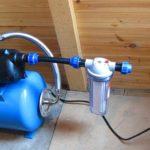 Особенности использования насосной станции для водоснабжения дачи