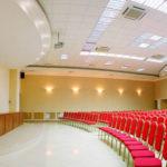 Особенности вентиляции в конференц-зале