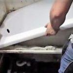 Акриловая вставка в ванну – альтернатива замене ванной