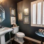 Чем лучше отделать стены в ванной комнате: 12 креативных идей