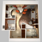Что такое дизайнерский проект квартиры?